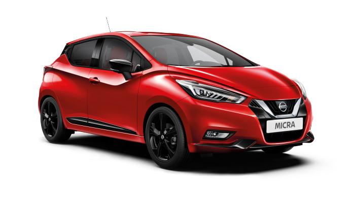 Nissan Nová Micra