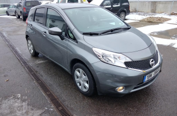 Nissan New Note