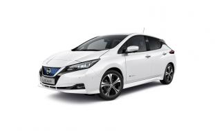Nissan Nový Leaf