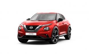 Nissan Nový Juke 2019